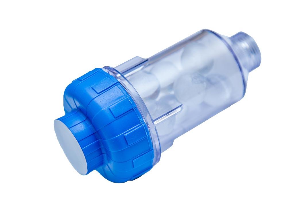 Фильтр для стиральной машинки с полифосфатом PH-10